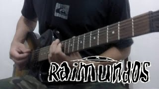 Raimundos - Cintura Fina ( guitarra cover )