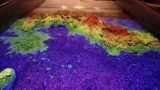 Stream Table - Arizona Science Center - 11min erosion