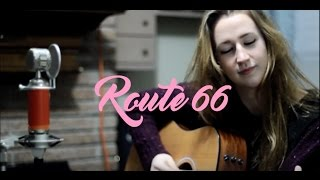 (Get Your Kicks on) Route 66 - Nat King Cole cover || Kennedy Kimbel