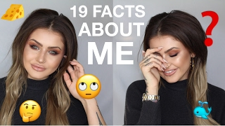 20 RANDOM FACTS ABOUT ME | DESI PERKINS width=