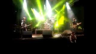 Raimundos - Esporrei na manivela - Rock City - Içara 19/01/2013