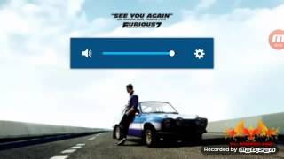 música see you again do paul Walker em português 2016 homenagem