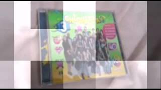 A venda no Mercado livre cd Chiquititas volume 3 (CD NÃO OFICIAL)
