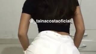 Tainá Costa - Aquecimento da Tainá Costa