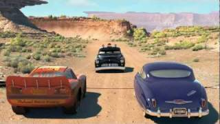 Real Gone (from Cars)