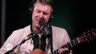 """Hamilton Leithauser + Rostam performing """"In A Black Out"""" Live on KCRW"""