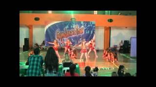 Gymdance Tour - Final 2013 / Shoot To Thrill AC/DC