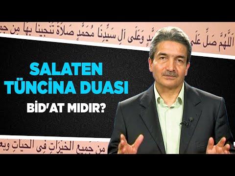 Salaten Tüncina Duası Bid'at Mıdır ? Sorularlaislamiyet.com