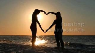 El uno para el otro - Ernesto D'alessio - (Lyrics) - hg