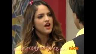 Sueña conmigo Clara se enoja con  Luca