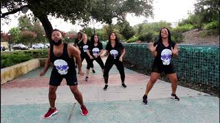 Lazy Flow - Bololo Ha Ha (Baile Vogue Mashup)-(Hip Pop Fit)  Dance Fitness