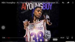 Trappin - A.I YOUNBOY (NBA YOUNGBOY MIXTAPE)