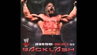 WWE Backlash 2006 Official Theme Song By Danko James -   Baby Hates Me