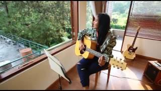 Kau Bagianku - CLCC Worship cover by Andarina Dindi