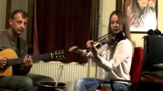 Jelena i Dejan - Pukni zoro (Montevideo), instrumental