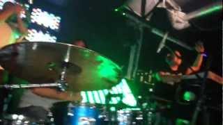 Hazel&Drum live show ekwador manieczki 10.11.2012