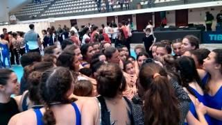 O grito da Escola da Calheta - Campeonato Regional 2016 - Desporto Escolar