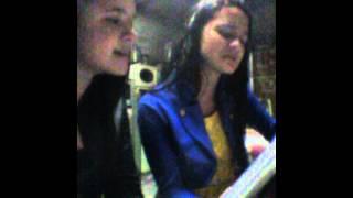 Fernanda e Camila ( você é especial - Daniel e Samuel )