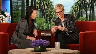 Ellen Reads Her Chinese Viewers' Names