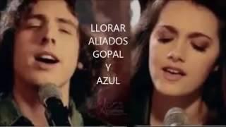 Aliados - Llorar  (Cover de Oriana y Maxi)