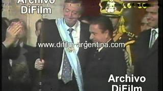 """DiFilm - Títulos Crónica TV - """"Los Primeros Malabares de Kirchner Presidente"""" (2003)"""