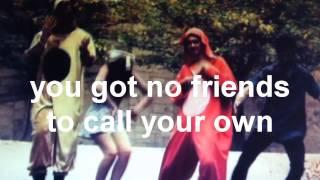 No Friends - San Cisco [Lyrics Video]