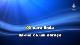 ♫ Karaoke OH CARA LINDA - Zé Amaro