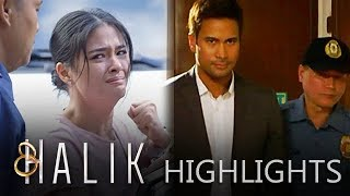 Jade and Ace are seperately arrested by the police | Halik