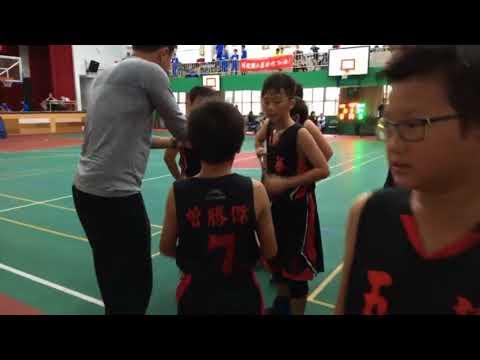 20171119六上新埔盃籃球邀請賽 - YouTube