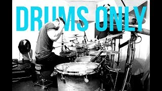 DRUM COVER - William Singe - Wild Thoughts X Maria Maria - DRUMS ONLY