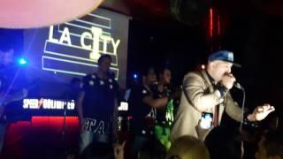 La Carátula – El amante – LA CITY –  En vivo – 8 /7/17