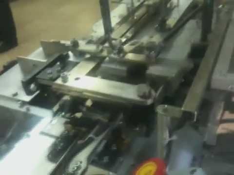 Zarf Tipi Ambalaj Makinesi