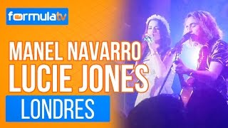 "Manel Navarro ft Lucie Jones, ""In the name of love"" - London Eurovision Party"
