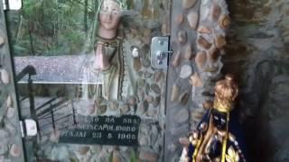 Conheça a Gruta de Nossa Senhora de Fátima em Dona Emma.