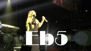 "Mariah Carey Eb5 Collection in Hero 2014 Live The Elusive Chanteuse Show ""Lord Knows"""