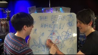 Dan & Phil recreate 'The Bear and the Hare' for Lily Allen's 'Somewhere Only We Know'