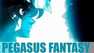 CABALLEROS DEL ZODIACO (COVER) - PEGASUS FANTASY | Flushten Music