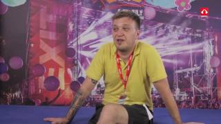 Edo Maajka Interview @ EXIT 2017