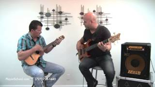 Venezuelan Joropo Demonstration - Bass & Cuatro - The Players School of Music