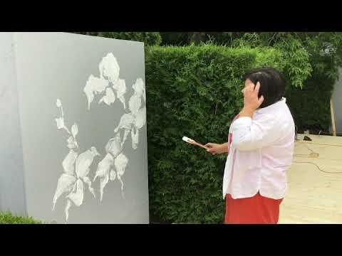 Гран-При на Moscow Flower Show 2019 сад  - «Тайны Соблазна» Оксаны Хлебородовой!