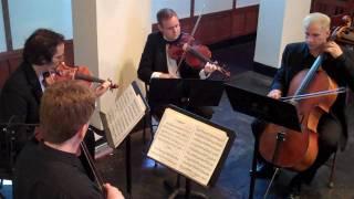 String Quartet Austin La Rejouissance from The Fireworks Music arr. for String Quartet