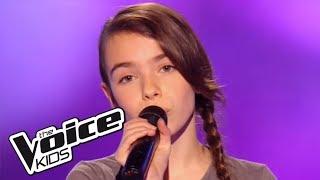 The Voice Kids 2016 | Laure – Famille (Jean-Jacques Goldman) | Blind Audition