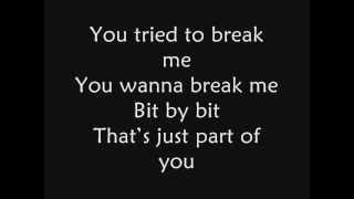Apocalyptica ft. Three Days Grace - I Don't Care (lyrics)