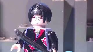 Lego sasuke vs itachi-lego naruto