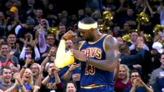 "LeBron James 2015 - ""Random"" Mix ᴴᴰ"