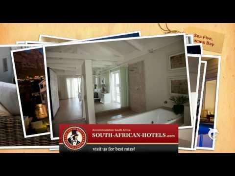 Sea Five Boutique Hotel, Camps Bay / Cape Town