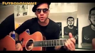 FC Barcelona Dani Alves, J Balvin - - Ginza - -Si Necesitas Reggaeton dale