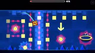 """(SPACE INVADERS?!?!) Geometry Dash: """"Electro DarnoX"""" by Baskerville"""