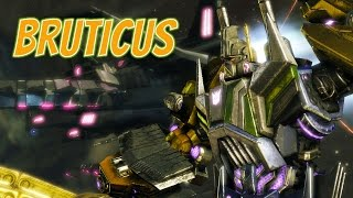 Transformers: Fall Of Cybertron - Chapter 13: Till All Are One (Bruticus)