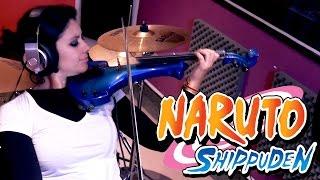 NARUTO SHIPPUDEN (Blue Bird) ❤  VIOLIN ANIME COVER!